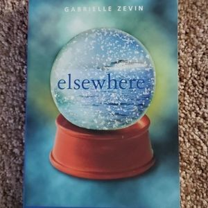 3/$9 Elsewhere by Gabrielle Zevin . Paperback
